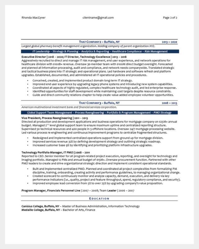 VP COO IT page 2